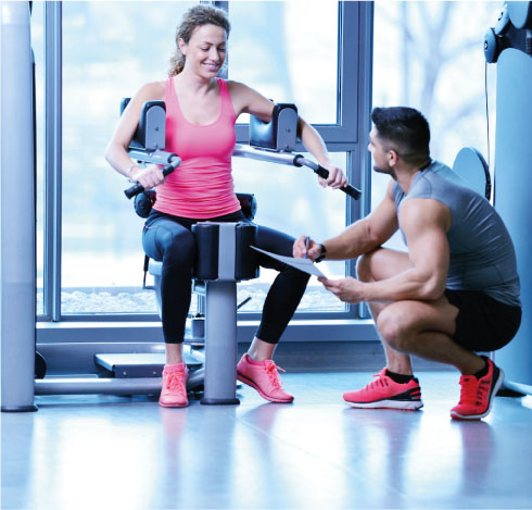 Personal Training services in Grand Rapids MI by the expert personal trainers at Body by Choice Training on Lake Dr. SE