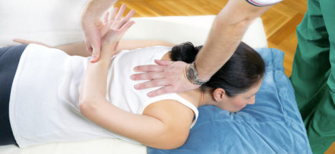 Fascia stretching by expert personal trainers - BodybyChoiceTraining.com