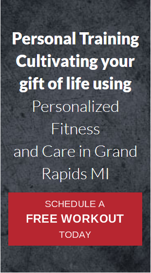 Free workout with a personal trainer in Grand Rapids MI - Body by Choice Training